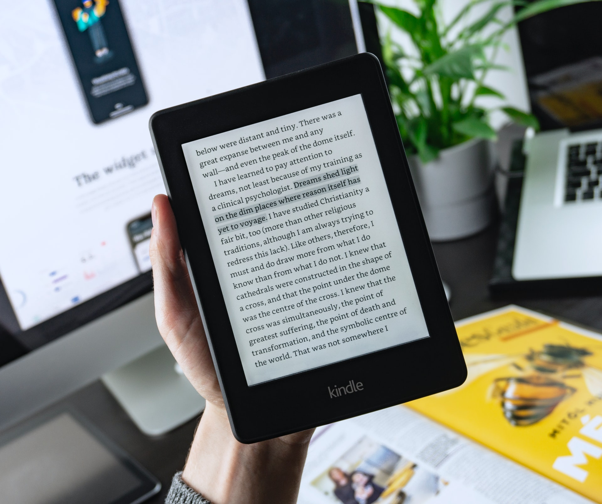 Can I Read PDF Files on My Kindle?