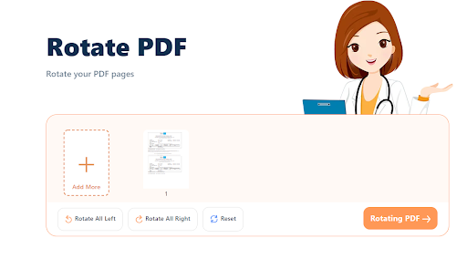 COnverted PDF file is ready to download